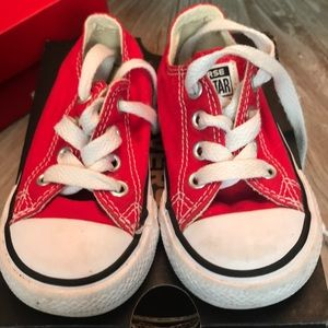 Little Red Converse